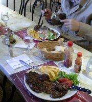 Cafe de la Grille de l'Orangerie