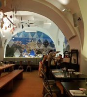 Restaurace Brasilerio Slovansky dum