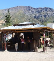 Kiosco La Risquera San Gabriel