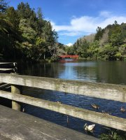 The Tea House Pukekura Park New Plymouth Taranaki