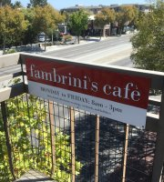 Fambrini's Terrace Cafe