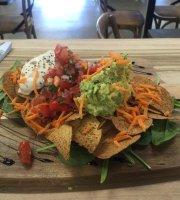 Evolve Organics Café Rocklea