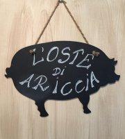 L'Oste di Ariccia - Fraschetta