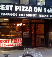 Best Pizza On 1st Avenue