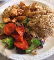 M P Hibachi Grill Chinese
