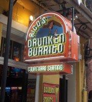 Drunken burrito