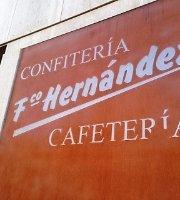 Confiteria cafeteria Francisco Hernandez