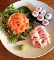 Clover Thai and Japanese Restaurant