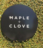 Maple and Clove