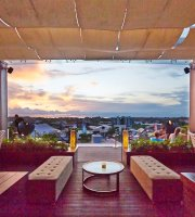 The 18th Rooftop Bar at The Trans Resort Bali