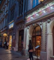 E.Wedel Chocolate Lounge at Cracow Rynek Street