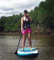 Ayakta Kürekli Sörf