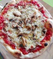 Le Stromboli Pizza