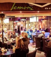 Lemon Gin Bar