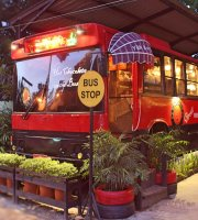 YGN Bus Cafe Coffee Yangon Bus