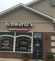 Schwartz's delicatessan