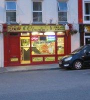 Claudio's Take-away & Pizzeria