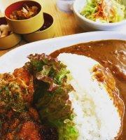 Curry Restaurant Papii Motosumiyoshi Station