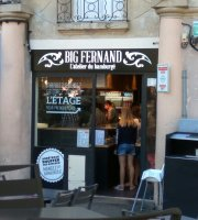 Big Fernand - L'atelier du hamburgé