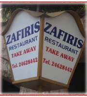 Zafiris Restaurant-ksenyxtiko