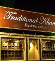 Traditional Khana