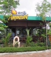 Amazon Fresh Coffee Shop