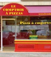 Le Comptoir a Pizzas