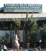 Famous Dum Biryani & Kabab Corner
