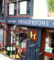 Hendersons Salad Table Restaurant