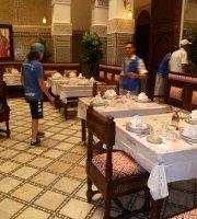 Restaurant Ryad Nejjarine