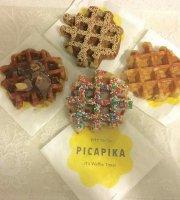 Picapika Waffles