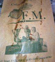 Cafeteria Churreria Fm Sl