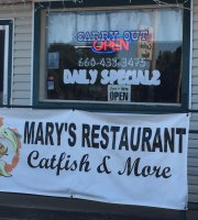 Marys Restaurant Catfish & More
