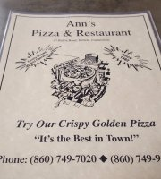 Ann's Pizza & Restaurant