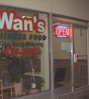 Wan's Chinese Food