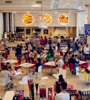 SAS Food Court