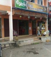 best friend cafe kuala lipis