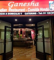 Ganesha Indian Restaurant -Comida hindu