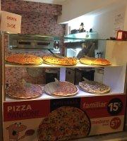 Pizza pancone