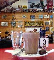 Burt Munro Motorcycle Cafe