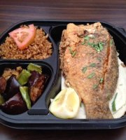 Fish Grill