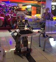 Restaurante Tematico Los Robots