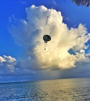 Парапланеризм иполеты набуксируемом парашюте