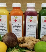 Root's Raw Juice Bar