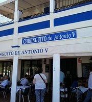 Chiringuito de Antonio V