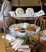 The Edinburgh Woollen Mills Tearoom