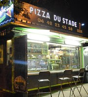 Kiosque pizza du stade