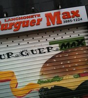 Burguer Max Bar E Lanchonete