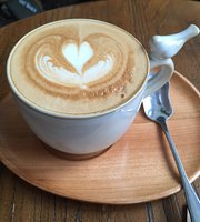 长颈鹿咖啡馆