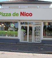 La Pizza de Nico Haguenau